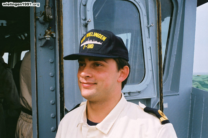 Philippe Warnauts gravement blessé à bord du F911 07_bridge